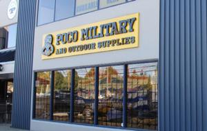 Poco Military and Outdoor Supplies Ltd.
